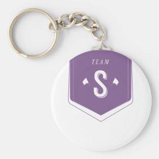 Team S Keychain