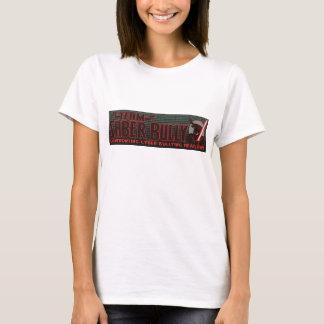 Team Saber Bully Anti- Cyber Bullying Club T-Shirt