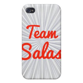 Team Salas iPhone 4/4S Cover