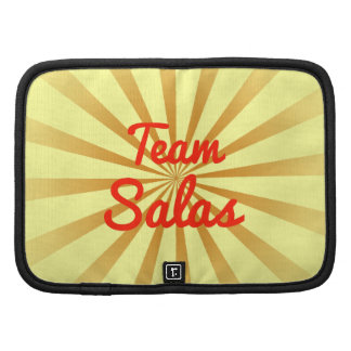 Team Salas Folio Planner