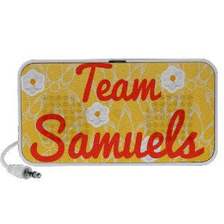 Team Samuels Travel Speaker