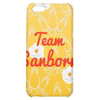 Team Sanborn Cover For iPhone 5C