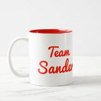Team Sander Coffee Mugs