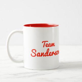 Team Sanderson Coffee Mug