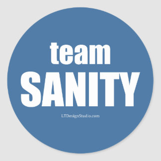 Team Sanity - Stickers