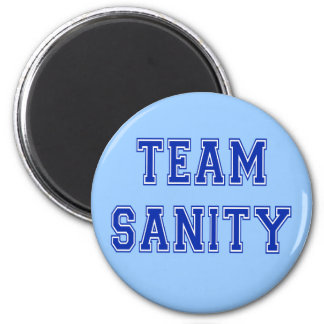 TEAM SANITY T-shirts, Hoodies, Caps 2 Inch Round Magnet