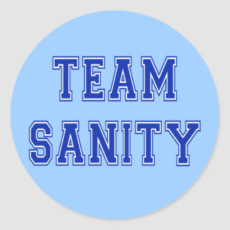 TEAM SANITY T-shirts, Hoodies, Caps Round Stickers