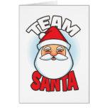 Team Santa Card