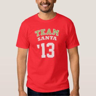 Team Santa - Santa's Helper Custom Shirt