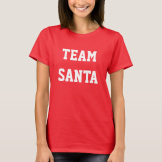 Team Santa Shirt