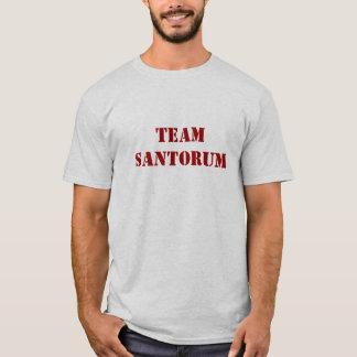 Team Santorum - Rick Santorum T-Shirt