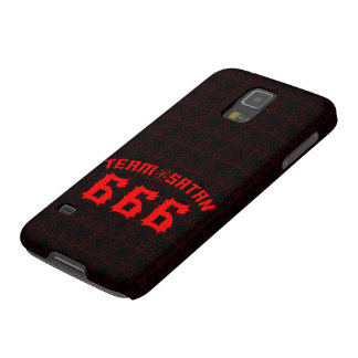 Team Satan 666 Galaxy S5 Cases