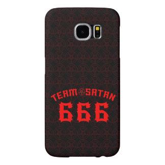 Team Satan 666 Samsung Galaxy S6 Cases