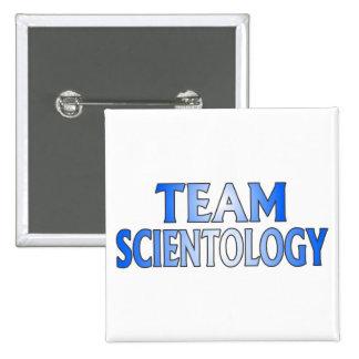 Team Scientology Pins