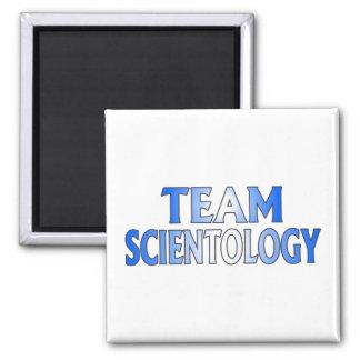 Team Scientology Refrigerator Magnets