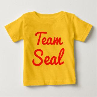 Team Seal Baby T-Shirt