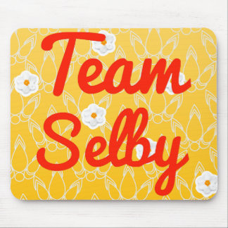 Team Selby Mouse Pad