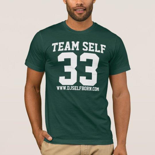 TEAM SELF (Celtics) T-Shirt