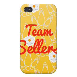 Team Sellers iPhone 4 Cases