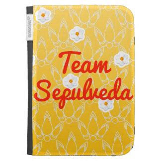 Team Sepulveda Kindle Keyboard Cases