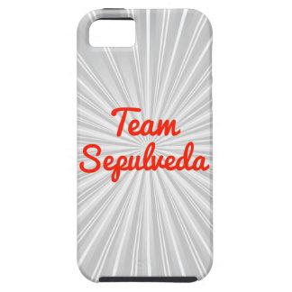 Team Sepulveda iPhone 5 Cover