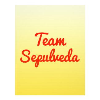 Team Sepulveda Flyer