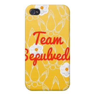 Team Sepulveda iPhone 4 Cases