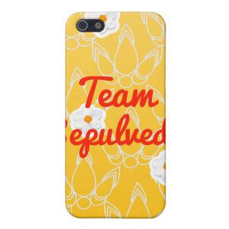 Team Sepulveda iPhone 5 Covers