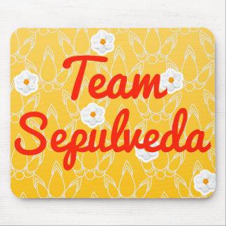 Team Sepulveda Mouse Pads