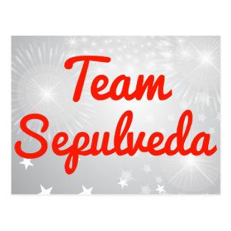 Team Sepulveda Post Cards