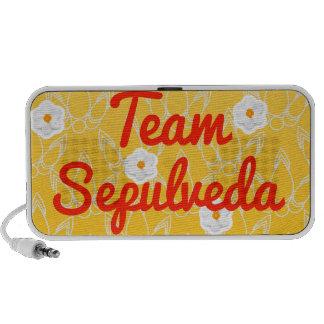 Team Sepulveda Speaker System