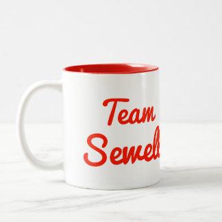 Team Sewell Mug