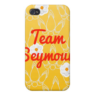 Team Seymour iPhone 4 Cases