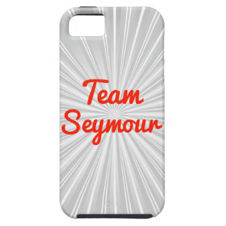 Team Seymour iPhone 5 Cases