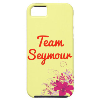 Team Seymour iPhone 5 Cover