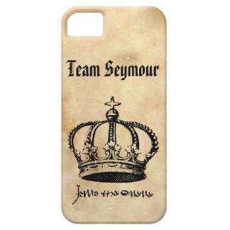 Team Seymour - Jane's Crown & Signature iPhone SE/5/5s Case