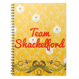 Team Shackelford Notebook