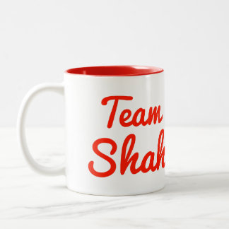 Team Shah Mugs