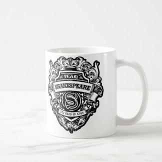 """""""Team Shakespeare"""" William Shakespeare Coffee Mug"""