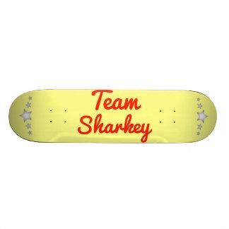 Team Sharkey Skate Boards