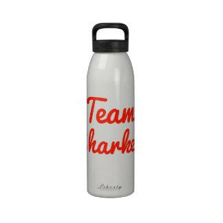 Team Sharkey Drinking Bottle