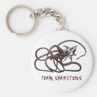 Team Sharktopus Keychain