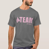 Team Sharon gray tee
