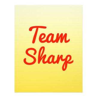 Team Sharp Flyer