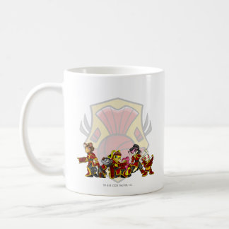 Team Shenkuu Group Coffee Mug