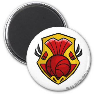 Team Shenkuu Logo 2 Inch Round Magnet