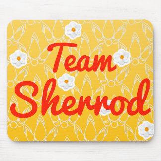 Team Sherrod Mouse Pad