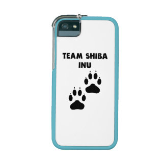 Team Shiba Inu Cover For iPhone 5