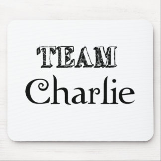 Team Shirts Mouse Pad
