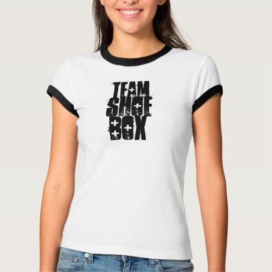 Team, Shoe, Box T-Shirt